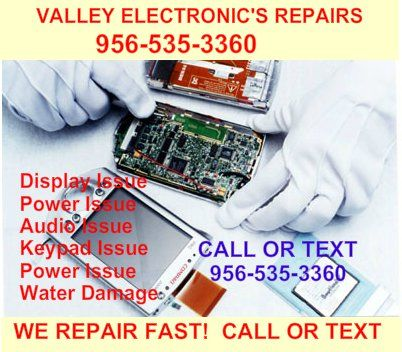 WE REPAIR COMPUTER CELL PHONES AND VIDEO GAMING CONSOLES... (HARLINGEN-SAN BENITO)