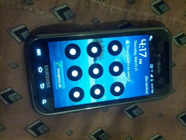 Galaxy S 4g T-mobile New (Sale or Trade - $190 (brownsville)