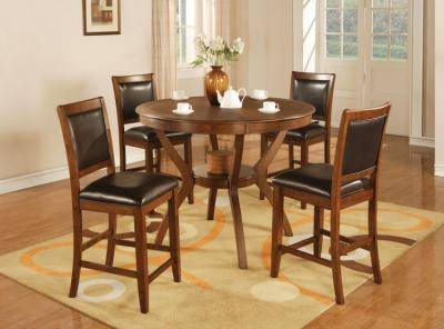 New 5pc pub style Dining Table Chairs - $599 (Harlingen)