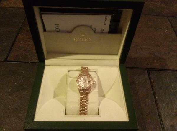 Ladies Rolex -   x0024 5000  brownsville
