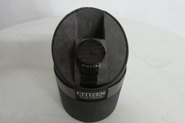 Citizen Eco-Drive Stiletto Men s Watch -   x0024 180  1034 FM 802