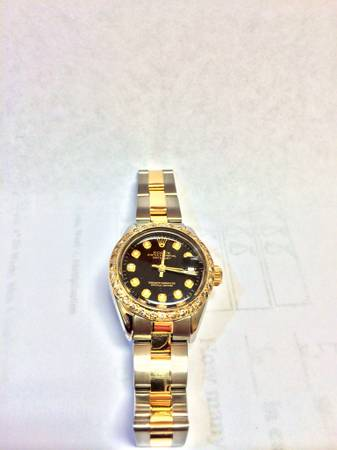Rolex 14k and ss -   x0024 2500  brownsville