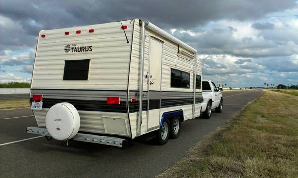 1984 Terry Taurus Travel Trailer for Sale by Owner - x00244900 (Brownsville)