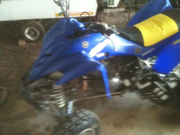 2005 Yamaha Raptor Sale or trade - $2400 (Brownwood)