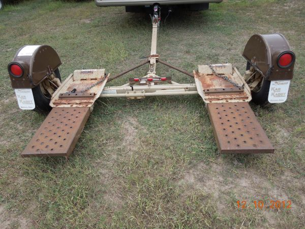 Demco Tow Dolly - $800 (Brownsville, Texas)