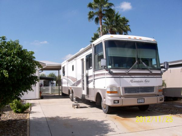 1996 newmar Mt Aire - $16500 (Winterhaven RV Resort)