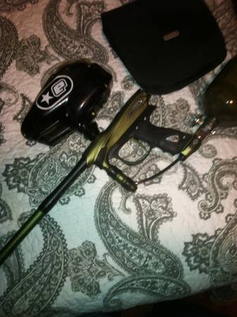 High end Paintball Gun for Cheap Price(needGONE ASAP) - $275 (Harlingen)