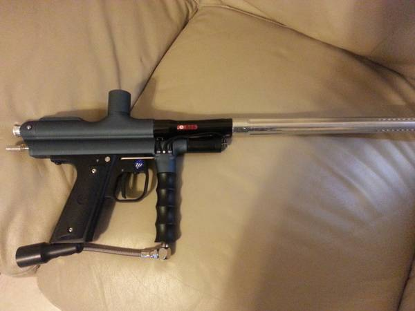 wgp autococker paintball gun marker (harlingen)