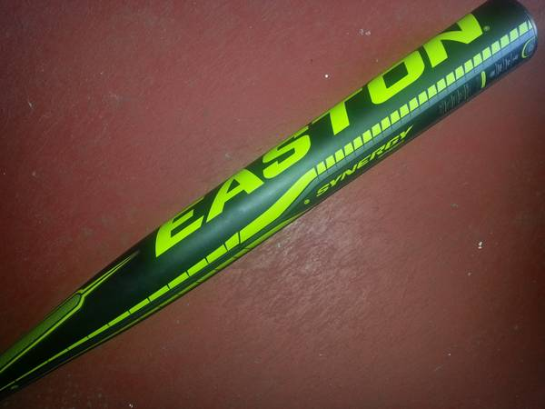Softball Bat Easton Synergy Speed Fastpitch Bat $200 obo - $200 (Lower Rio Grande Valley)