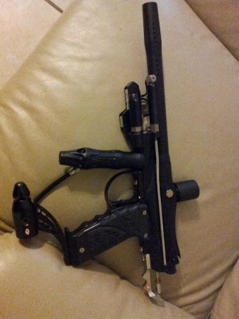 wgp prostock autococker paintball gun marker (harlingen tx)