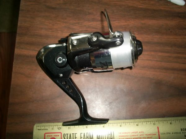 SHAKESPEARE TIGER REEL MODEL TS50A-NEEDS A REEL HANDLE-STORE RETURN RE - $8 (DONNA TX)