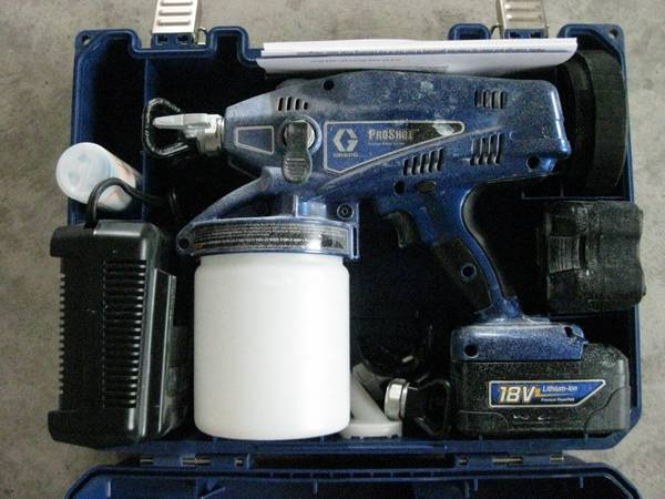 Graco Truecoat Pro 18V Paint Sprayer - $325 (Laguna Vista)
