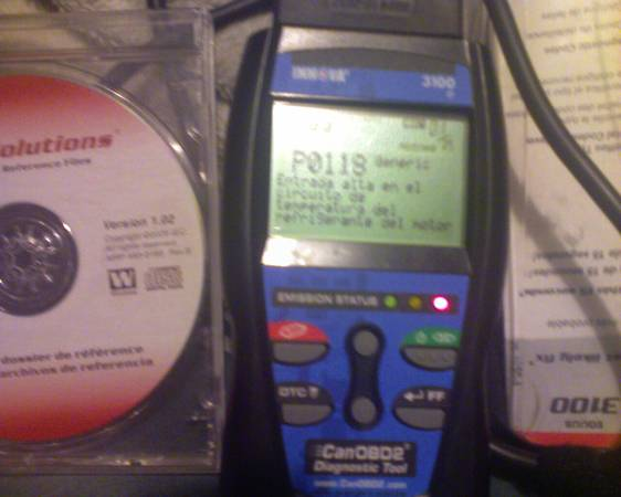 2 SCANNERS OBD11 CP9145Y INNOVA EQUUS 3100E - $50 (BROWNSVILLE )