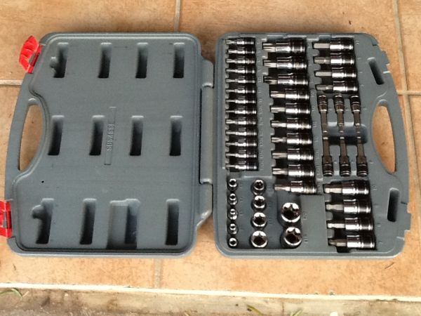socket bit driver set - $125 (rancho viejo)
