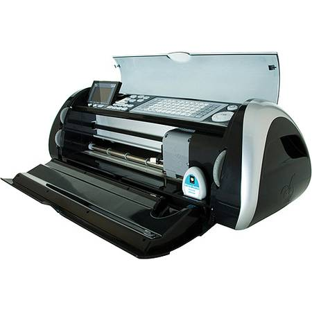 Cricut Expressions in Black - $100 (Laredo, TX (Lakeside))