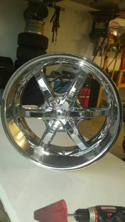 Rims for sale - $450 (brownsville tx)