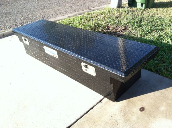 Truck Tool Box Better Built - $275 (Brownsville)