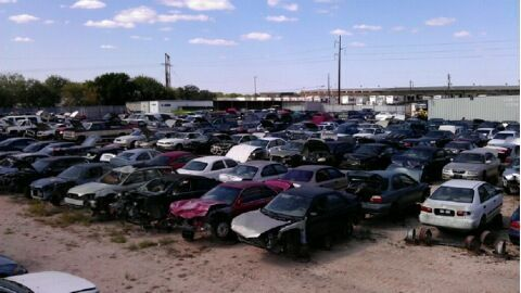 Need a HONDA part, well wer overstocked on them ( Harlingen U-Pull)