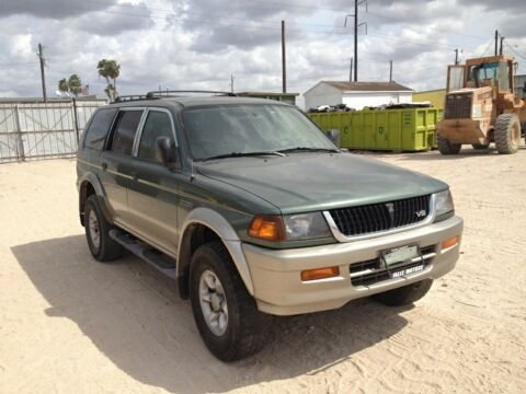 99 Pontiac GRAND AM 98 Mitsubishi MONTERO SPORT (only Harlingen U-Pull)