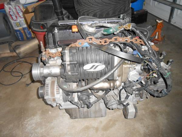 07 Civic SI K20Z3 SWAP, Jackson Racing Supercharger, K-PRO - $5500 (RGV)