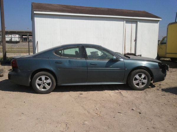 2006 Pontiac Grand Prix 2000 Grand Am 4 parts (only Harlingen U-Pull)