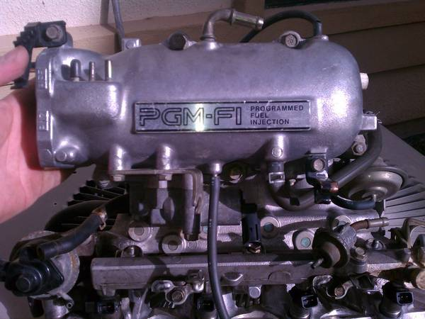 Honda Civic and Prelude Parts Blocks Heads Intakes More (Brownsville Texas)