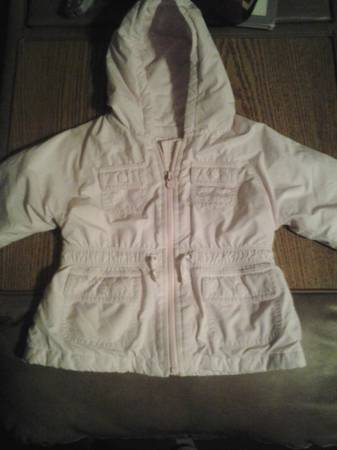$5) baby girl( gap) jacket sz.18-24mo.) brownsville