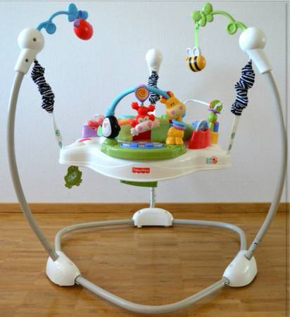 Jumperoo almost new girl or boy - $70 (Brownsville)