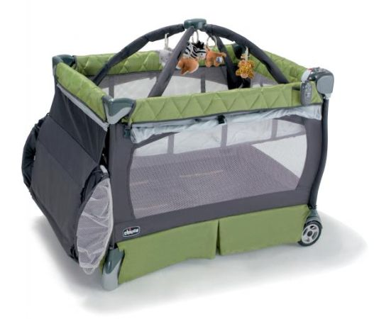 Chicco Pack n Play with Bassinet and Diaper Changer - $50 (Highway 100 near Los Fresnos)