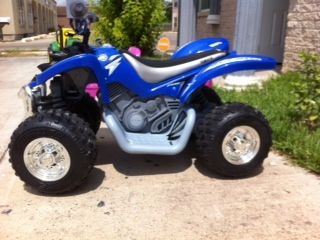 NEW Yamaha Raptor 700R Boys ATV 12-Volt Battery-Powered Ride-On - $ - $180 (Brownsville, TX)