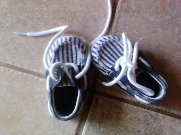 NEW Infant Sperry Top Sider Shoes - $1 (San Benito)
