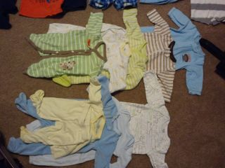 baby boy clothes and stuff - $50 (los fresnos)