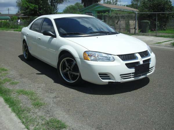 06 Dodge Stratus ___SXT___4cyl. (Gas Saver, Loaded) - $2700 (Brownsville)