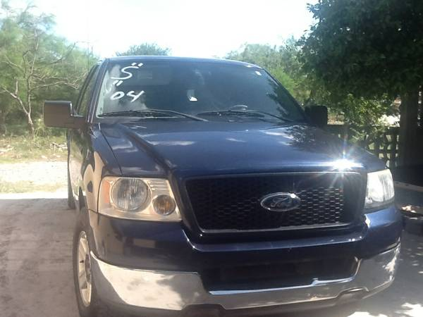 Ford F150 cabina y media 2004 - $6 (Matamoros)