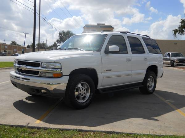 2003 CHEVY TAHOE - $4500 (MARES MOTORS)