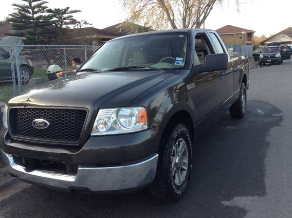 2005 FORD F150 CABINA Y MEDIA NO PRENDE - x00244500 (brownsville tx)