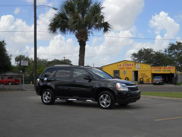 2008 CHEVY EQUINOX 90 XXX MILES FLAMANTE - $8295 (MARES MOTORS)