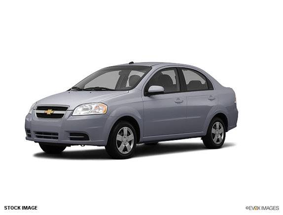 2011 Chevrolet Aveo Marvelous Vehicle - $14995 (Brownsville)