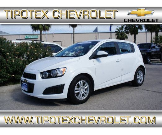 2012 Chevrolet Sonic LT Need a car to be Proud of- - $16995 (Brownsville)
