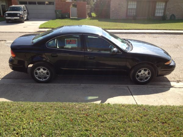 2003 Oldsmobile Alero (BLACK) - $2500 (Brownsville)