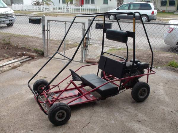 Go Kart Manco Products - $425 (Brownsville)