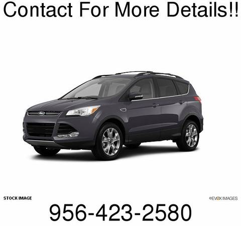 2013 Ford Escape   - $27995 (Harlingen)