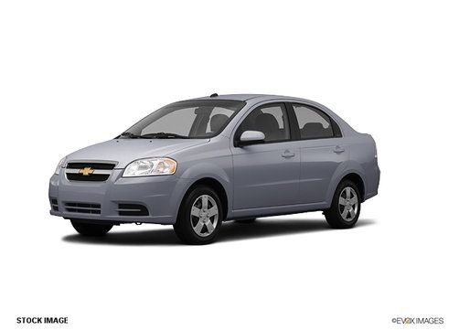 2011 Chevrolet Aveo - $14995 (Brownsville)