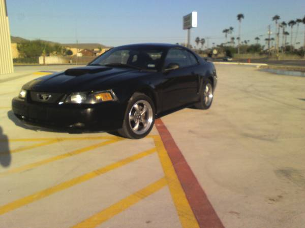 mustang gt 2003super clean clean title trade cambio sell - $4850 (mission tx)