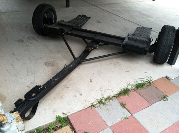 CAR DOLLY - $500 (Brownsville)