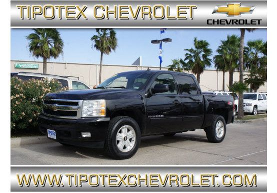 2007 Chevrolet Silverado 1500 LTZ 3 Point Rear Seatbelts - $26995 (Brownsville)