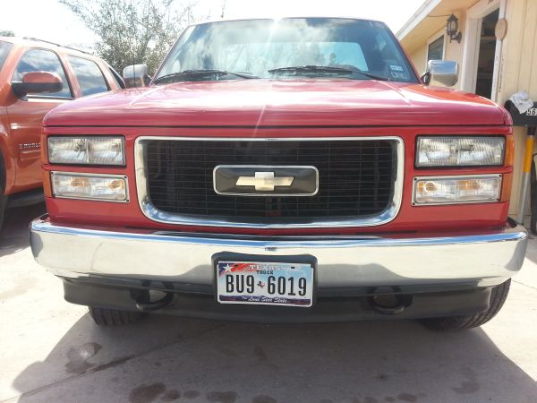 93 chevy stepside 4x4 - $4500 (southmost)