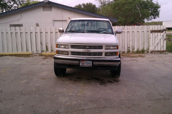 90 single cab z71 camed 5.7 - $4850 (Brownsville)