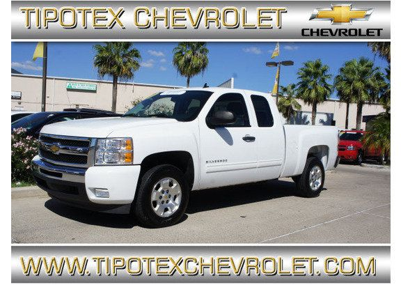 GET A CAR YOU CAN BE PROUD OF2010 Chevrolet Silverado 1500 LT - $26995 (Brownsville)