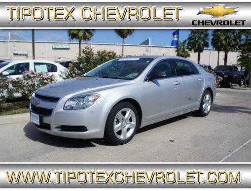 Right place - right cars2011 Chevrolet Malibu LS - $17995 (Brownsville)